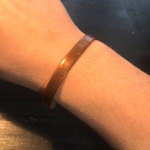 Jewelry - Sabona London copper cuff made in USA